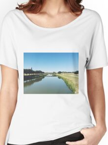 Fort Worth Trinity River Women's Relaxed Fit T-Shirt