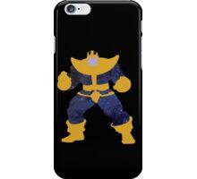 Thanos Galaxy iPhone Case/Skin