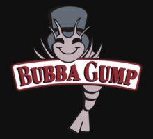 Bubba Gump One Piece - Short Sleeve