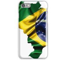 Brazil iPhone Case/Skin