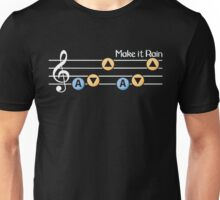 Song of Storm : Make it Rain Unisex T-Shirt