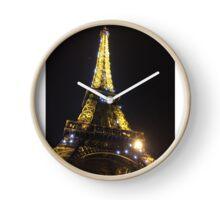 The Eiffel Tower Clock