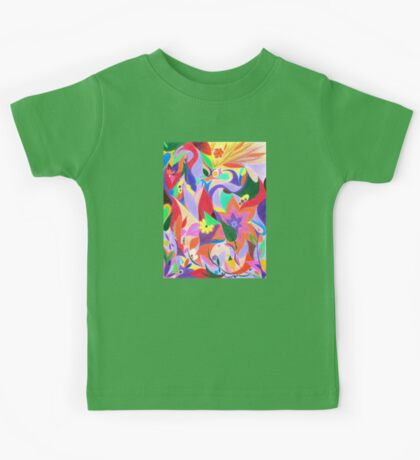 Joyful of being Kids Tee