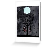 Love Tree Greeting Card