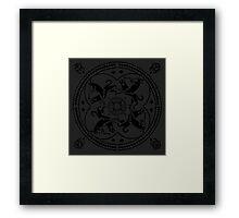 Lord Of Misrule Framed Print