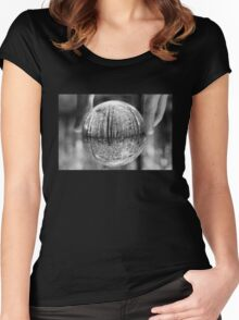 New York Forest Women's Fitted Scoop T-Shirt
