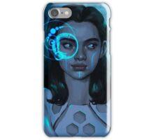 Cyber Girl iPhone Case/Skin