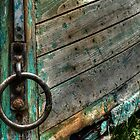 Fishing boat at rest! by Roxane Bay