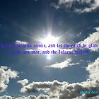 The Glory of the Lord - Psalm 96 by SunriseRose