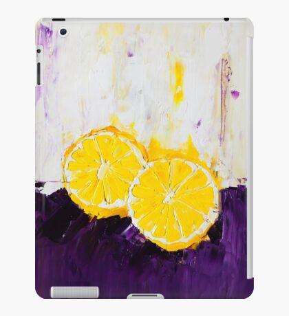 Lemon Scented Fruit iPad Case/Skin