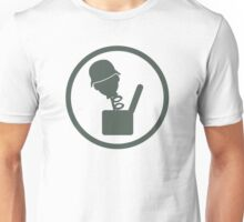 Kraut in a Box - Military History Visualized Unisex T-Shirt