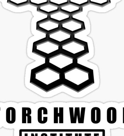 Torchwood institute Sticker
