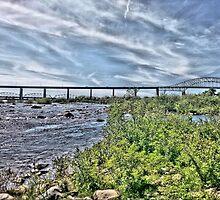 The Bridge by Ed Warick