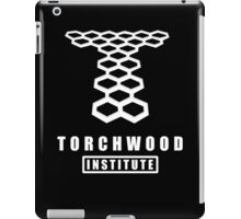 Torchwood institute - dr who iPad Case/Skin
