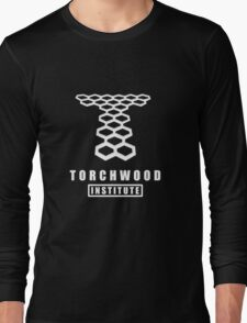 Torchwood institute - dr who Long Sleeve T-Shirt