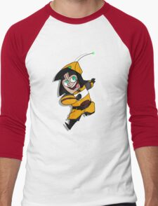Hey, Minion! Men's Baseball ¾ T-Shirt