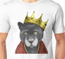 The King Panther Unisex T-Shirt