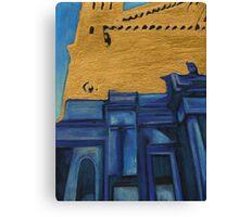 San Francisco Blues Canvas Print