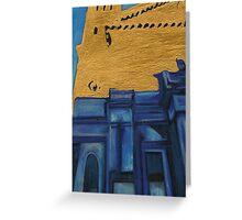 San Francisco Blues Greeting Card