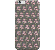 annabel - gray iPhone Case/Skin