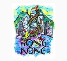 HongKong Unisex T-Shirt