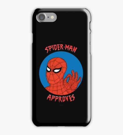 Spidey Approves iPhone Case/Skin