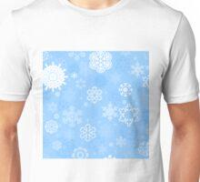 Winter background6 Unisex T-Shirt