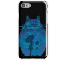 Waiting for the bus iPhone Case/Skin