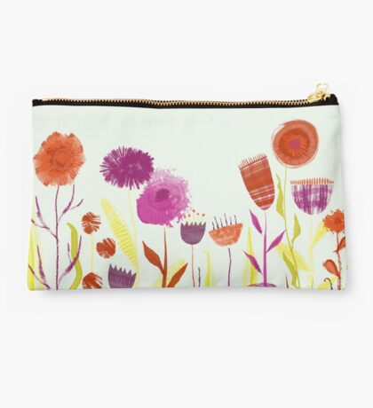 Mixed up Meadow Studio Pouch