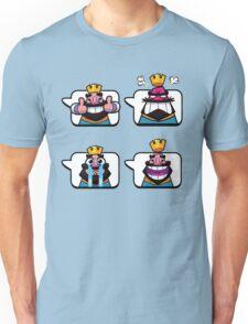 Clash Royale Emojis #2 Unisex T-Shirt