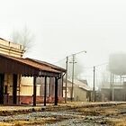 Foggy Morning at the Station by photograham