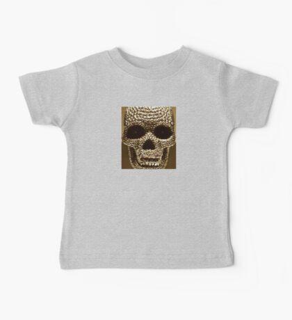 pixelSKULL Baby Tee