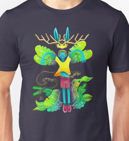 Jackalope James Unisex T-Shirt