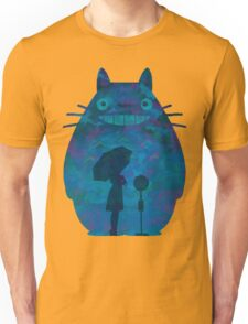 Waiting for the bus Unisex T-Shirt