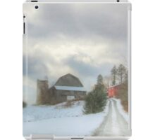 A Touch of Snow iPad Case/Skin
