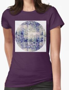 Graphic garden Womens Fitted T-Shirt