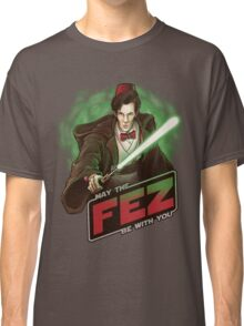May the Fez be With You Classic T-Shirt