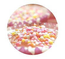 Cupcake sprinkles by tweeandme
