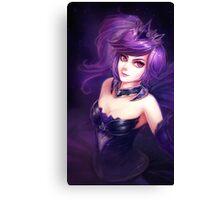 Elementalist Lux - Dark Canvas Print