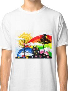 Wood2 Classic T-Shirt