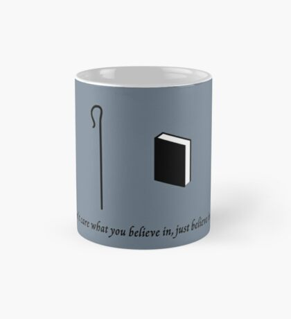 Shepherd Book -  I Don't Care What You Believe In Mug