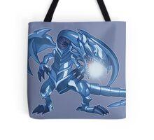 Blue-Eyes White Dragon Tote Bag