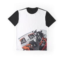 Harley Davidson Engine Graphic T-Shirt