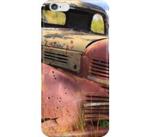 Rusty and old iPhone Case/Skin