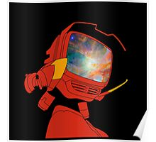 Psychedelic Canti Poster