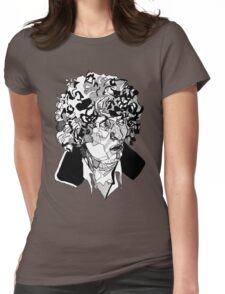 4th Doctor  Womens Fitted T-Shirt