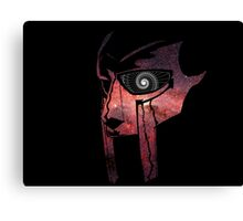 Beneath the Mask Canvas Print
