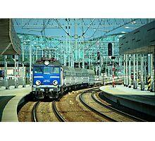 Gdansk wrzeszcz train station Photographic Print