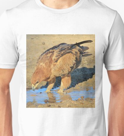 Tawny Eagle - Curious Life and Funny Nature Unisex T-Shirt