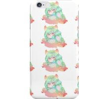 Slouchy Grouchy  iPhone Case/Skin